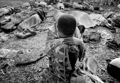 The Rwandan Genocide - Comparative Political Economy of ...